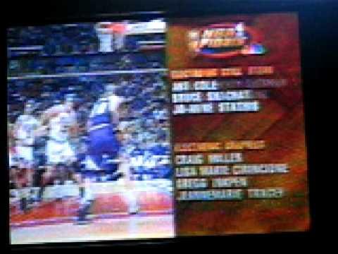 1998 NBA Finals Tribute