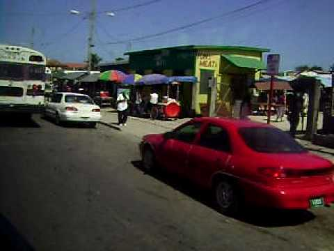 Belize City Market Station