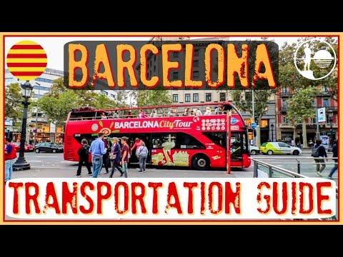 BARCELONA METRO | Public Transport Guide