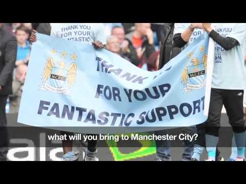 Entrevista de Jesus Navas con el Manchester City (Subtitulos en ingles)