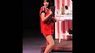 Lola Leon Grease stage play