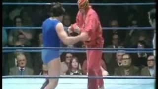 World Of Sport - Mark Rollerball Rocco vs Kung Fu pt.2