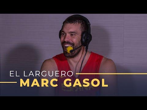 Entrevista a Marc Gasol en El Larguero 20082019