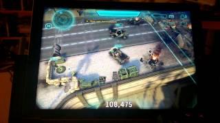 Halo Spartan Strike Gameplay on Surface Pro 3