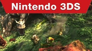 Nintendo 3DS - Monster Hunter 4 Ultimate