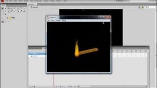 Create Fire Effect In Flash
