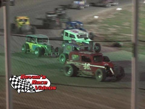 August 15, 2015 | Pro Dwarf A-Main | I-76 Speedway