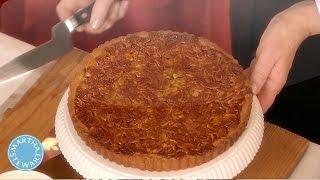 Tangerine-almond Shortbread Tart Recipe - Martha Stewart