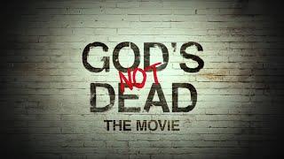 Бог не умер (God's Not Dead) русский трейлер