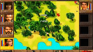 Jagged Alliance Deadly Games game play