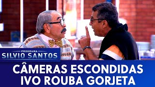 Ivo Rouba Gorjeta   Câmeras Escondidas (26/05/19)