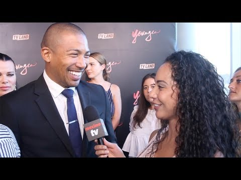 Charles Michael Davis Talks Group Love  On