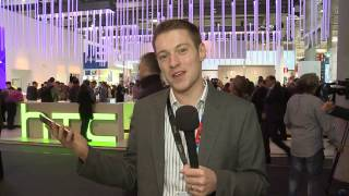 HTC at MWC 2015: Selfies on the HTC One M9