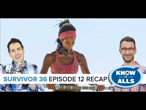 Survivor Know-It-Alls   Ghost Island Episode 12 Recap