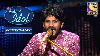 'Jeeta Tha Jiske Ke Liye ' पे दिया इस Contestant ने Mind-blowing Performance | Indian Idol Season 12