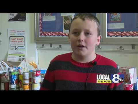 Ammon Ele. started its own food bank