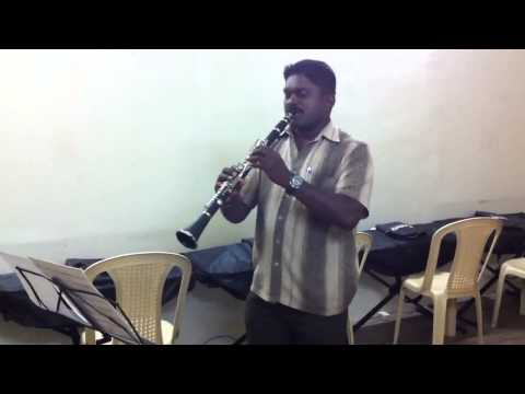 The Coimbatore school of music - Clarinet performance