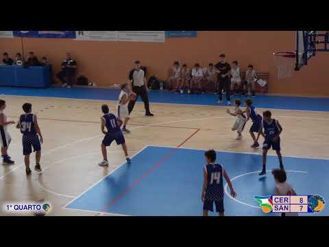 Pall. Cerro Maggiore - Sangiorgese Basket   46-59