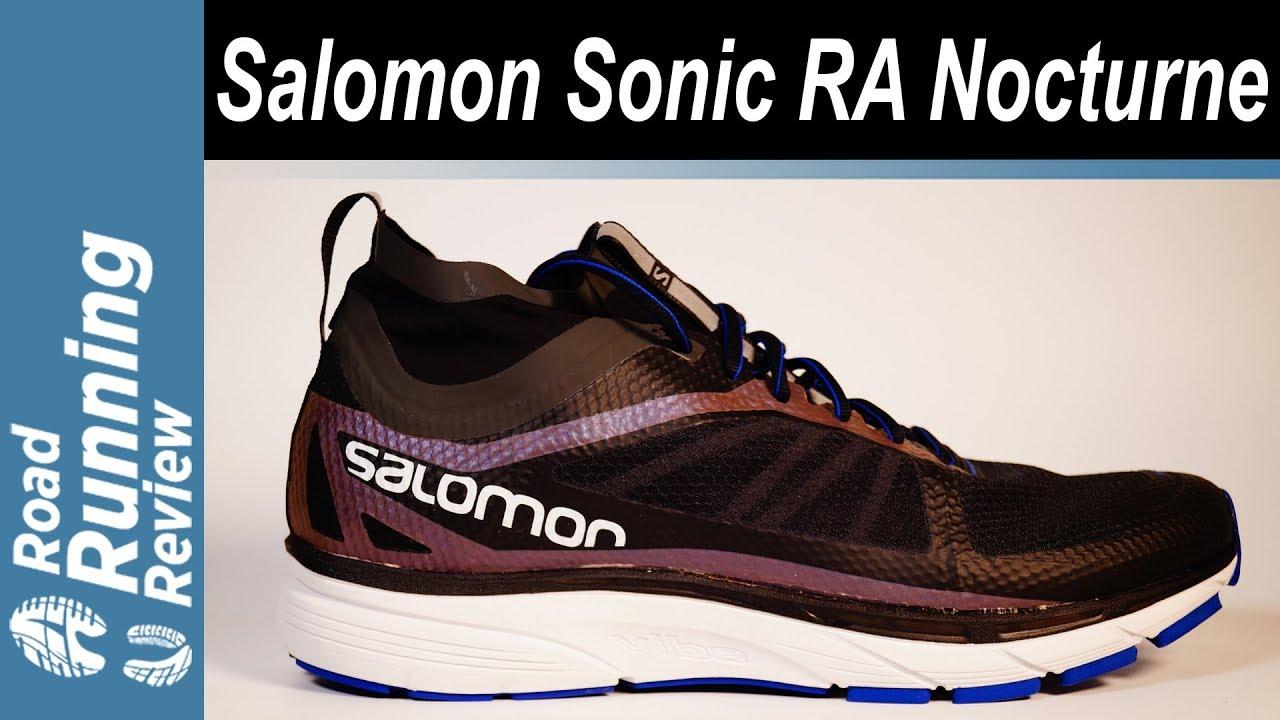 Salomon Sonic RA Nocturne | Ideales para el invierno