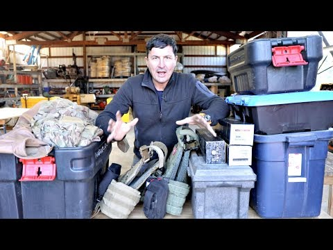 Why I'm Getting Rid Of My Tactical Gear
