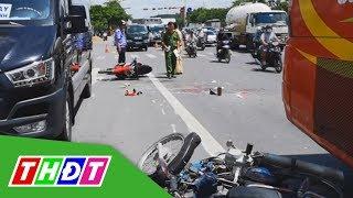 Bị xe khách cán qua người, bé trai 11 tuổi tử vong tại chỗ | THDT