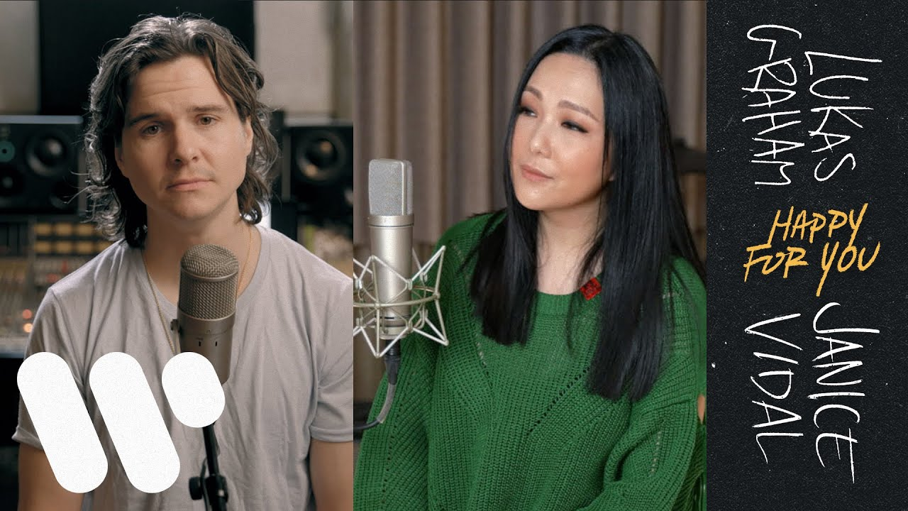 Lukas Graham - Happy For You (feat. 衛蘭 Janice Vidal) Performance Video