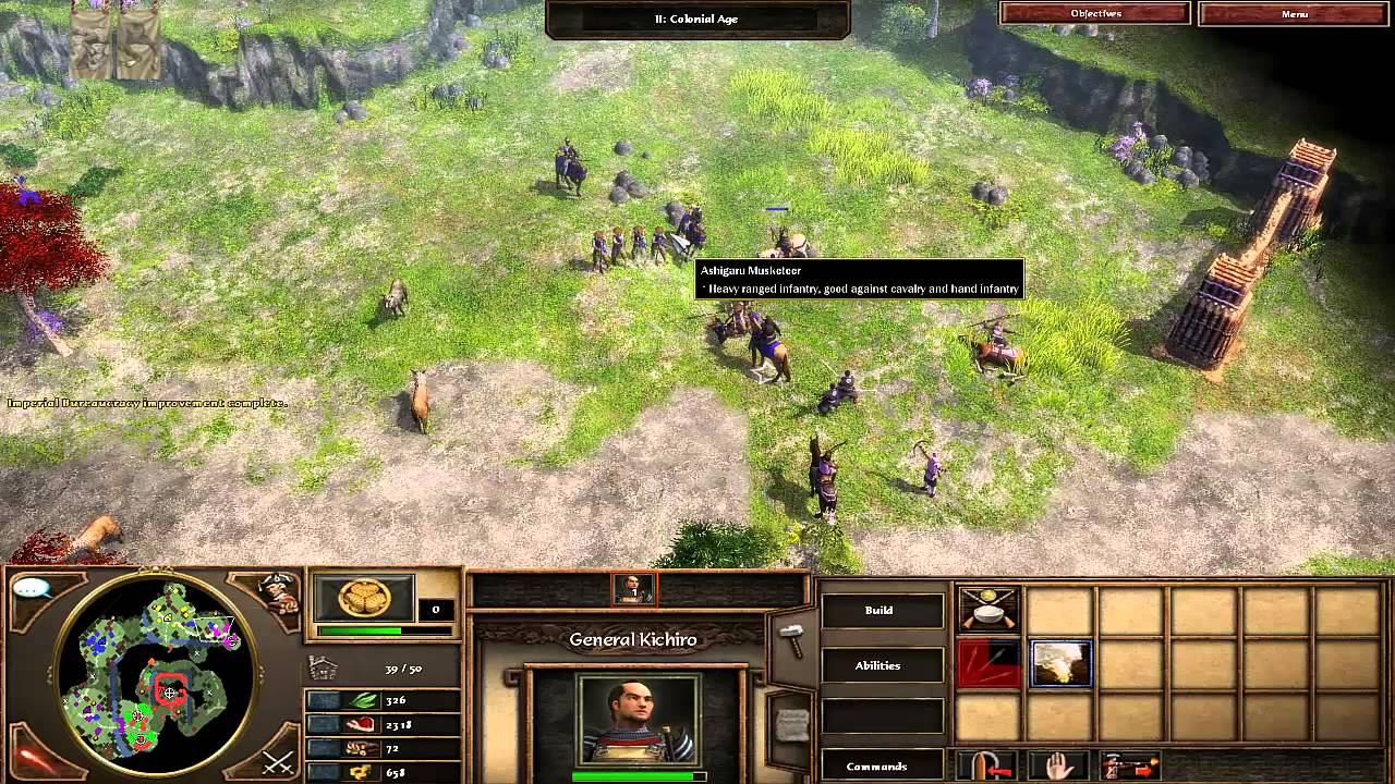 Age Of Empires 3 Asian Dynasties Japanese