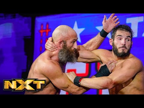 Johnny Gargano unleashes shocking attack on Tommaso Ciampa: WWE NXT, March 13, 2019