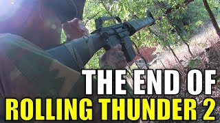 The End of Rolling Thunder 2 - Vietnam War Airsoft Game @ 878 Airsoft