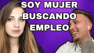 BUSCO EMPLEO DICIENDO QUE SOY TR4NS