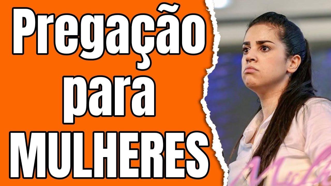 Pregação  para mulheres - Camila Barros