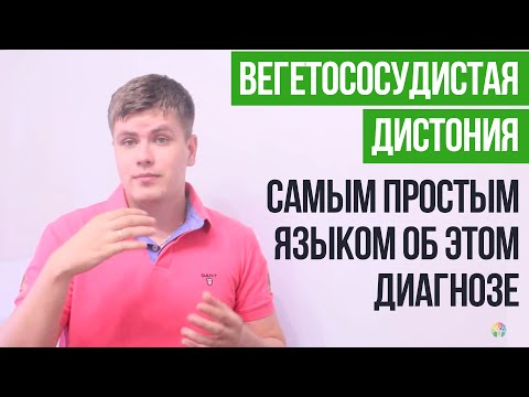 Вегетососудистая Дистония   Таблетка От ВСД   Павел Федоренко
