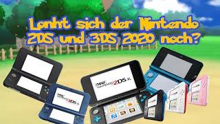 Lohnt sich der Nęw Nintendo 2DS XL und New 3DS noch? Deutsch Rückblick Review pro/contra