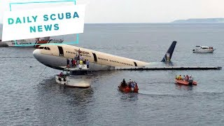 Daily Scuba News - The Airliner Reef Race