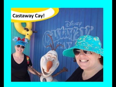 Day 2 🏖  Castaway Cay ºOº  Island Paradise DISNEY MAGIC Cruise Vlog [ep9]