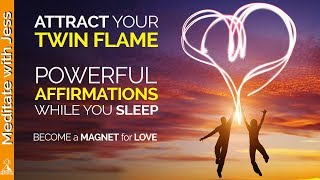7Hrs. Change Your Vibration and Magnetically Attract Your Twin Flam...