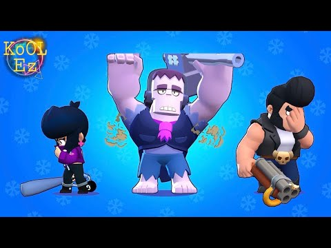 Brawl Stars Brawlers' FUNNY POSE ANIMATIONS - Best Interactive Moments