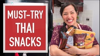 6 Must-Try Thai Snacks You Can Buy on Amazon.com