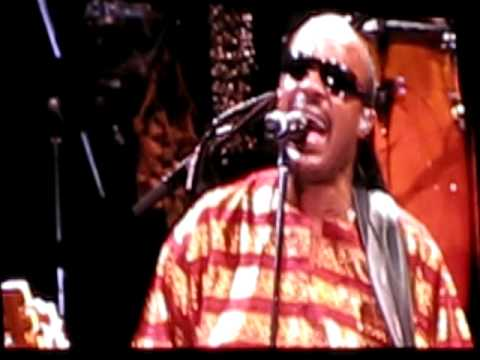 Stevie Wonder at ACL Fest 2011 - Eyes Don't Cry