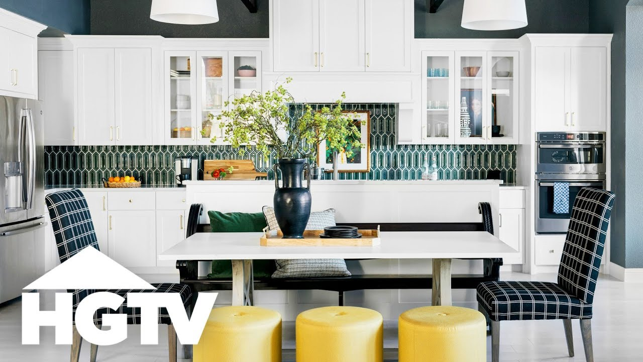 HGTV Smart Home 2019 - Tour the Kitchen on hgtv design portfolio 2013, hgtv kitchen design, hgtv designers' portfolio, hgtv room design,