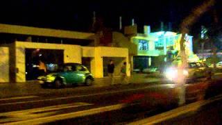 avenida larco de noche trujillo peru 2009.MOV