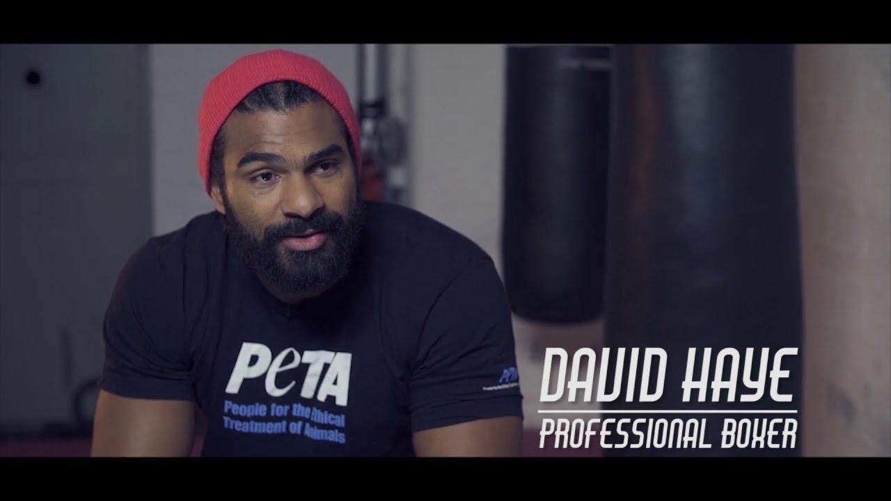 David hayes vegan diet