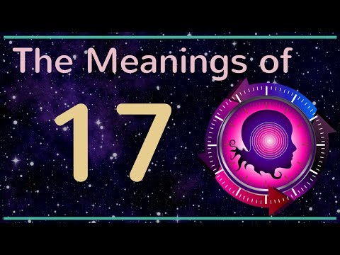 Number 17: The Numerology Meanings of Number 17