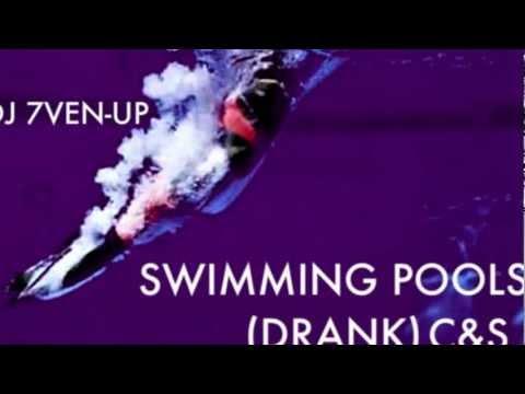 Kendrick Lamar  Swimming Pools Chopped & Screwed ft Lloyd x August Alsina DJ 7VenUp