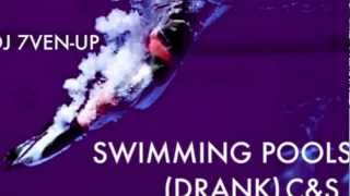 Kendrick Lamar - Swimming Pools Chopped & Screwed ft Lloyd x August Alsina [DJ 7Ven-Up]