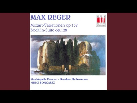 Variations and Fugue On a Theme of Mozart, Op. 132: Theme - Andante grazioso