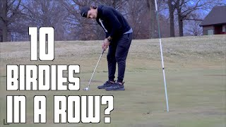 Can we make 10 birdies in a row? | GM GOLF