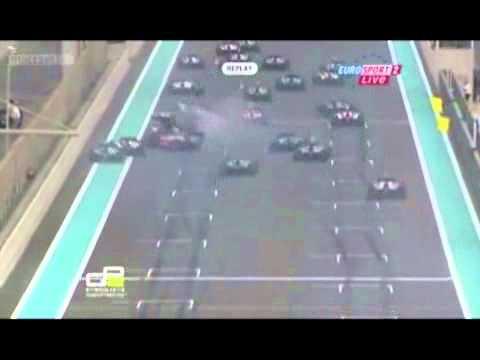 Những tai nạn đua xe kinh hoàng nhất 2011   The thao 24h