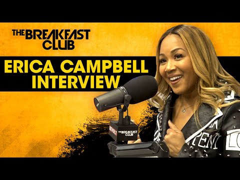 Erica Campbell Speaks On Doing The 'Soul Work' To Uncover True Beauty, 'Mary Mary' History + More