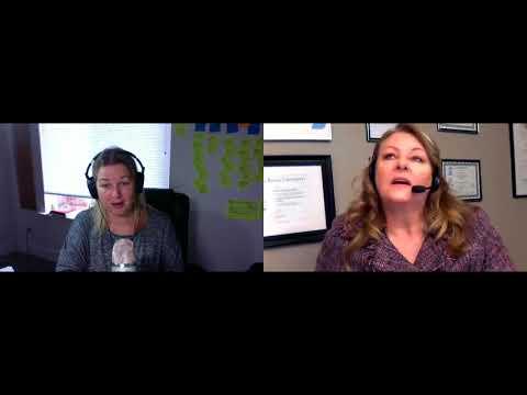 Yvonne Silver interviews Alison Donaghey - Think Opposite Radio Show Host